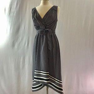 Motherhood Maternity sleeveless dress